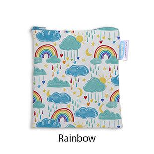 Sandwich and Snack Bag Rainbow