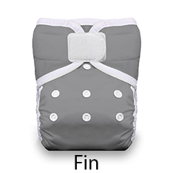 Thirsties Pocket Diaper Hook and Loop Fin