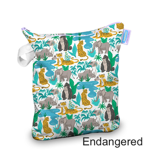 Thirsties Wet Bag Endangered