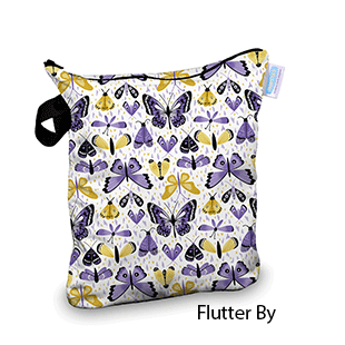 Thirsties Wet Bag Flutter By