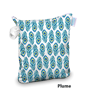 Thirsties Wet Bag Plume