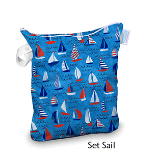 Thirsties Wet Bag Set Sail