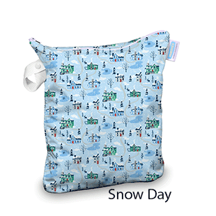 Thirsties Wet Bag Snow Day