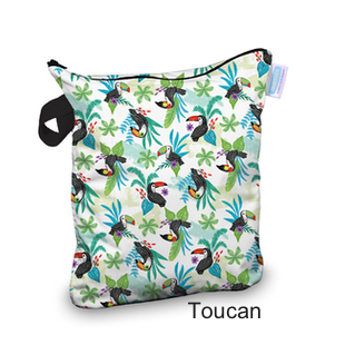 Thirsties Wet Bag Toucan
