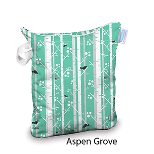 Thirsties Wet Bag Aspen Grove