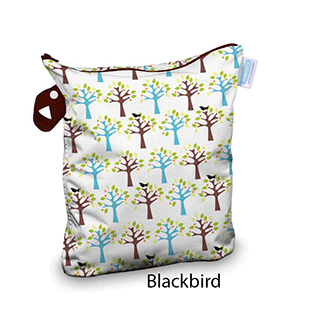 Thirsties Wet Bag Blackbird