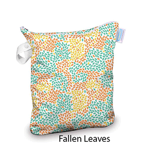 Thirsties Wet Bag Fallen Leaves