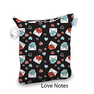 Thirsties Wet Bag Love Notes