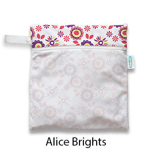 Thirsties Wet Dry Bag Alice Brights