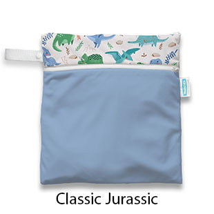 Thirsties Wet Dry Bag Classic Jurassic