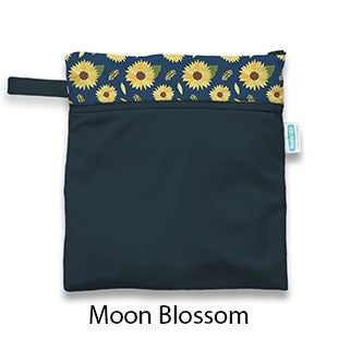 Thirsties Wet Dry Bag Moon Blossom