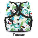 Thirsties Duo Wrap Size Three Toucan