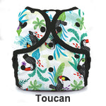 Thirsties Duo Wrap Snap Toucan
