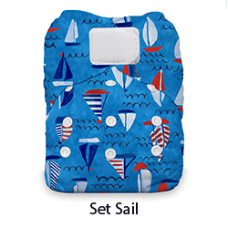 Thirsties Natural AIO HL Set Sail
