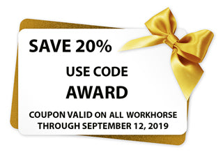 workhorse snapless coupon