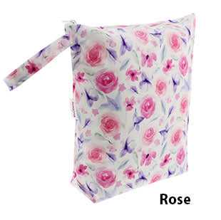 Blueberry Wet Bag Rose
