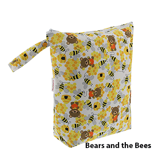 Wet Bag Bears and the Bees