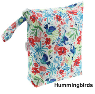 Blueberry Wet Bag Hummingbirds