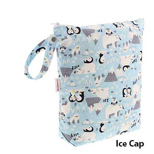 Blueberry Wet Bag Ice Cap