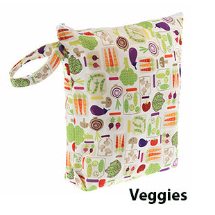 veggies wet bag