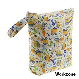 Blueberry Wet Bag Workzone