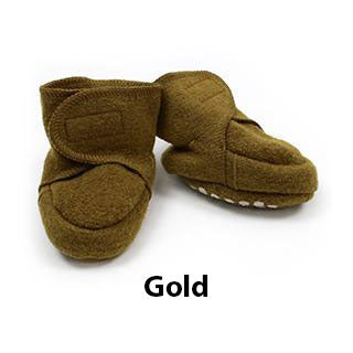 Booties Gold