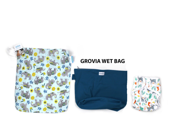 GroVia Wet bag Size