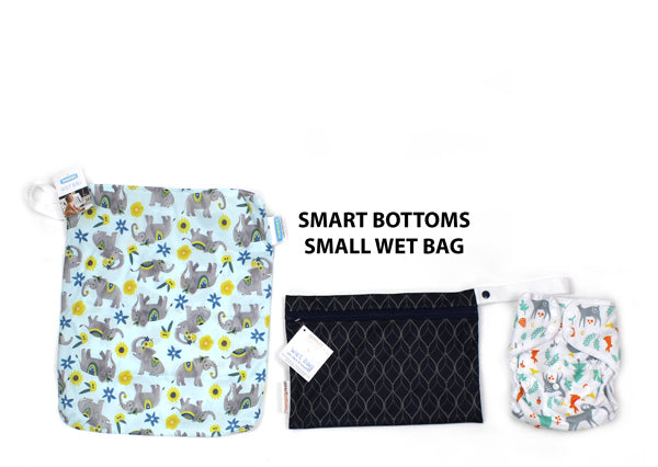 Smart Bottoms small wet bag size
