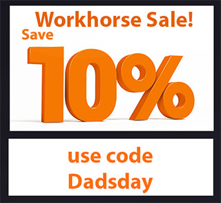 dadsday coupon Workhorse cloth diapers savings for fathers day