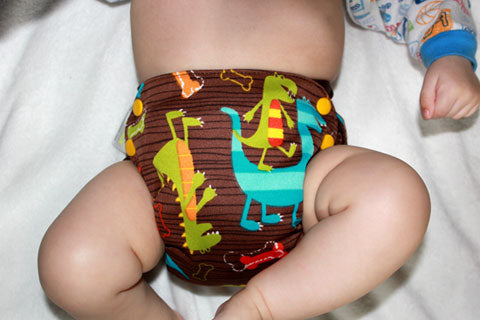 dinos on baby 15 pounds