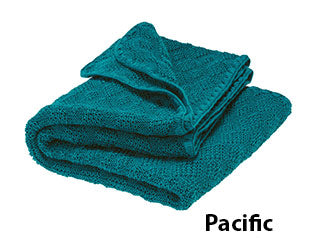 Disana Knitted Blanket Pacific