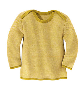 Disana Pullover Curry Small