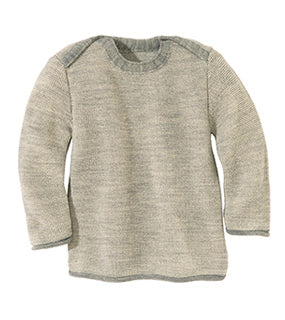 disana melange sweater grey
