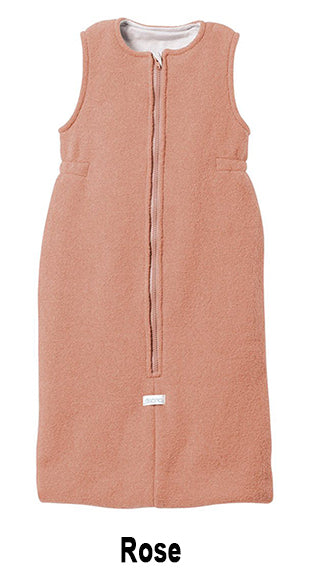 Disana wool sleepsack rose pink