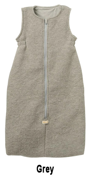 Disana wool sleeping bag grey
