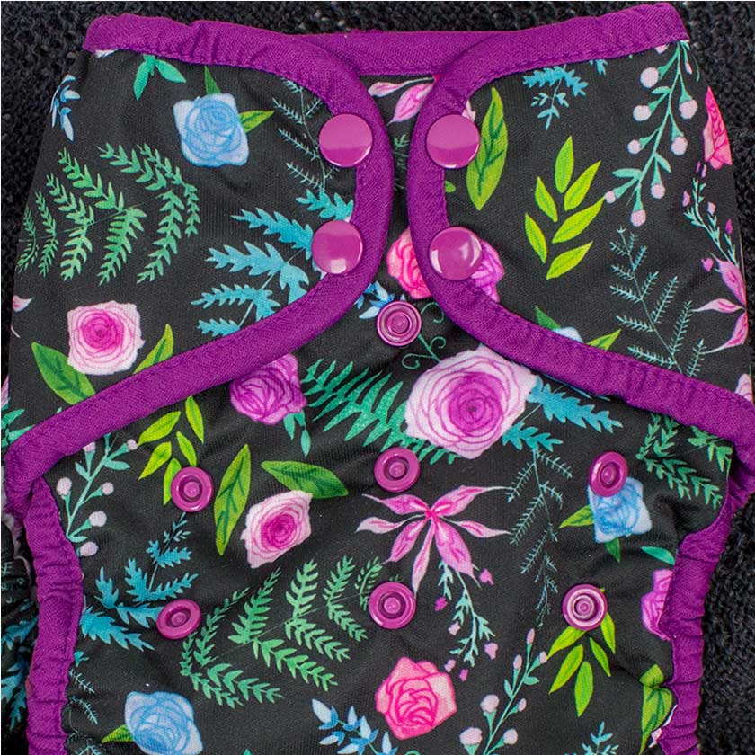 thirsties diaper covers how to use