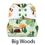 flip big woods little house on the prairie