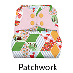 flip patchwork little house on the prairie