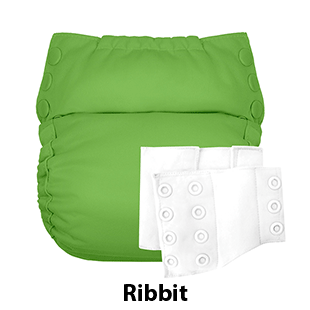 Flip Potty Trainer Shell Ribbit