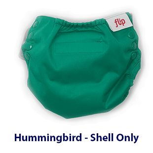 Flip Trainer Shell Hummingbird