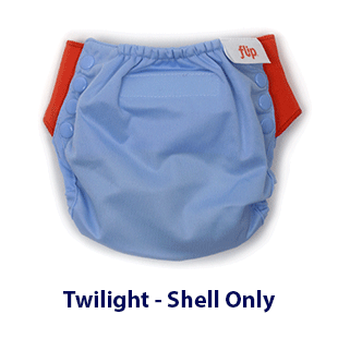 Flip Trainer Shell Twilight
