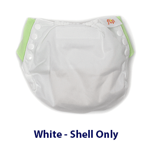 Flip Trainer Shell White