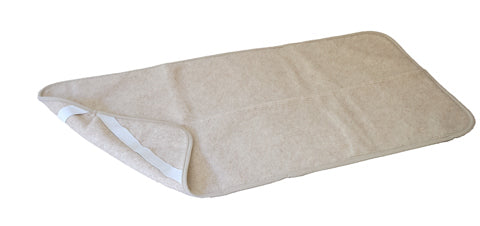 wool matress topper changing pad