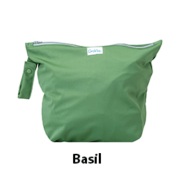 GroVia Wet Bag Basil