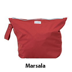 GroVia Wet Bag Marsala