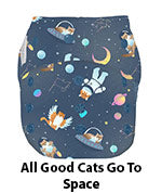 Shell Snap All Good Cats Go To Space