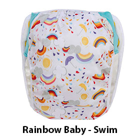 Rainbow Baby Swim Diaper