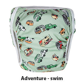 adventure swim diaper