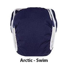GroVia Swim Diaper Arctic navy blue