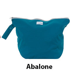 Grovia wet bag abalone blue